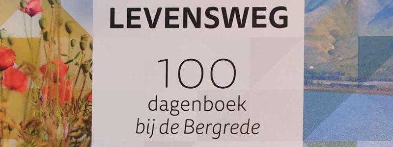 Banner Levensweg 100 dagenboek bij de Bergrede