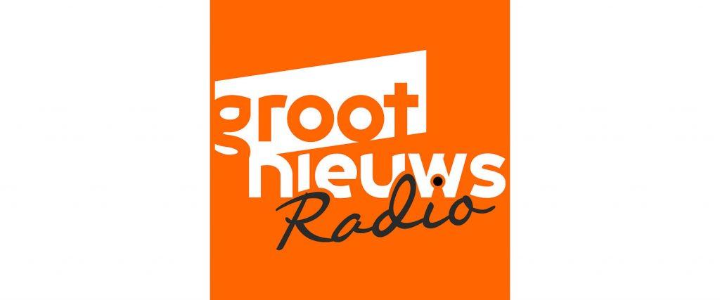 Logo 'Groot Nieuws Radio'