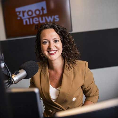 Eunice Nahuis Groot Nieuws Radio