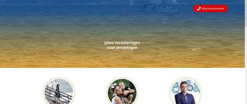 HomePage JabesVerzekeringen.nl