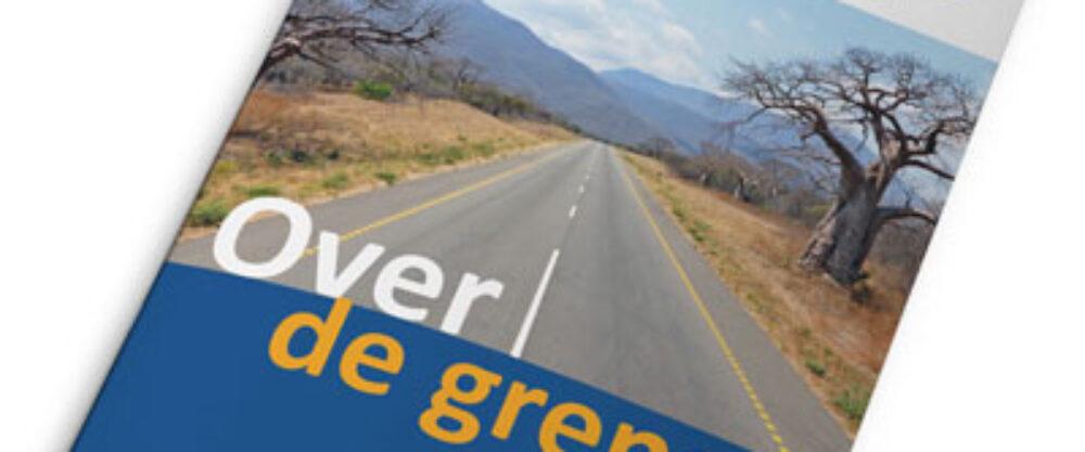 Brochure 'Over de Grens'