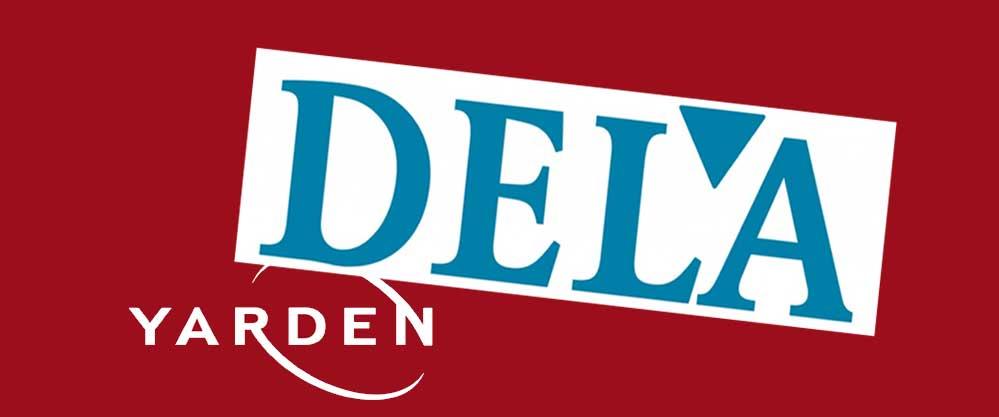 Logo's Yarden en Dela