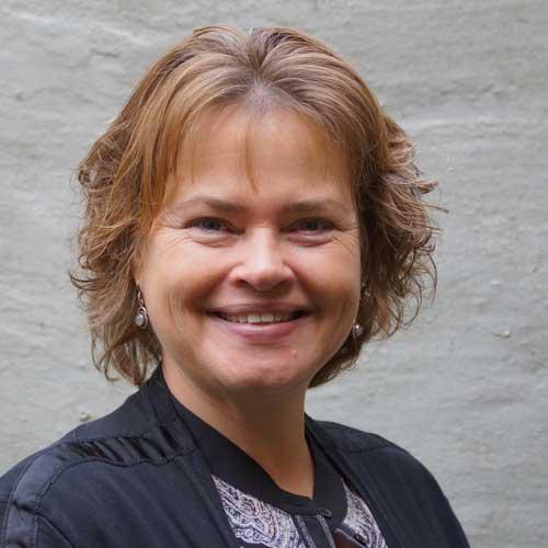 Portret Annet Dijksterhuis