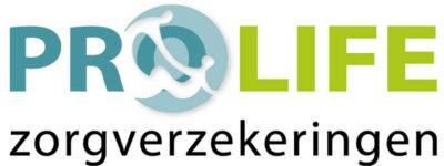 Logo van Pro Life Zorgverzekering
