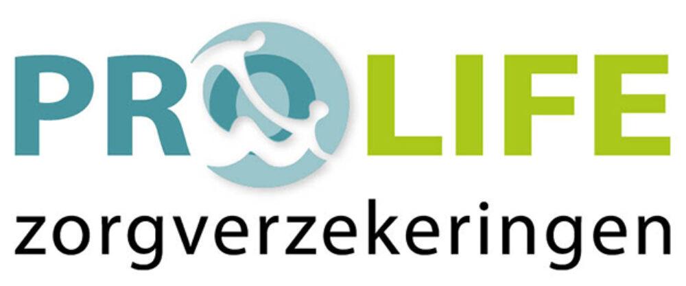 Logo Pro Life Zorgverzekeringen