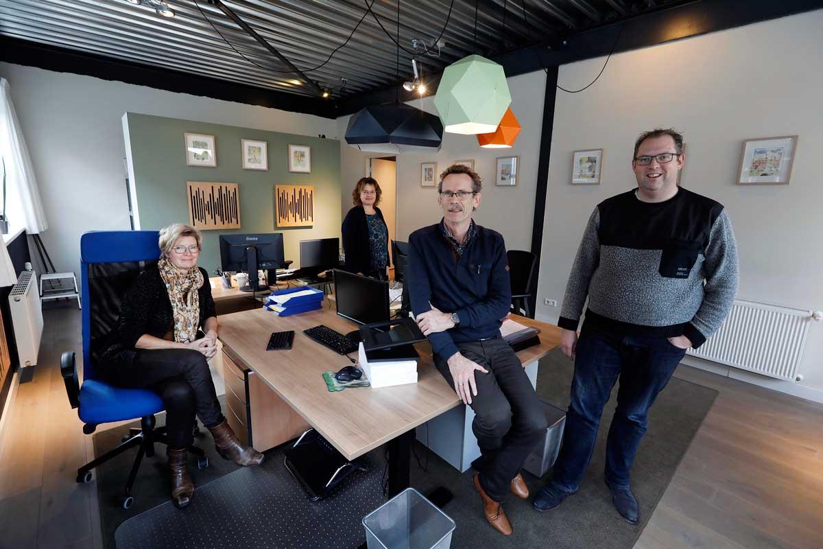 Het team van Jabes Verzekeringen