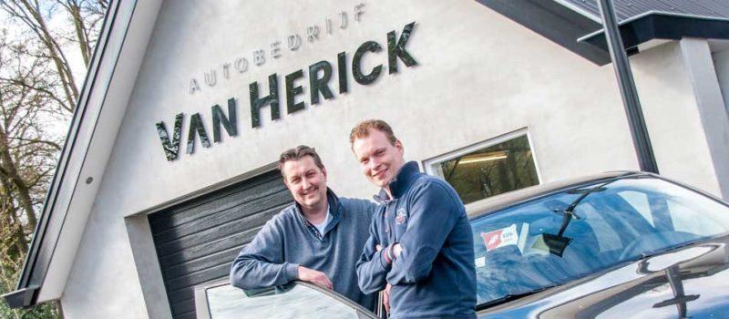 Autobedrijf van Herick Voorthuizen