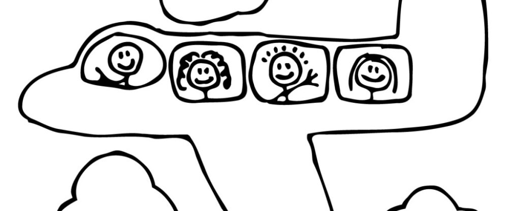 airplane-coloring-pages-Coloring-Pages-of-Airplane
