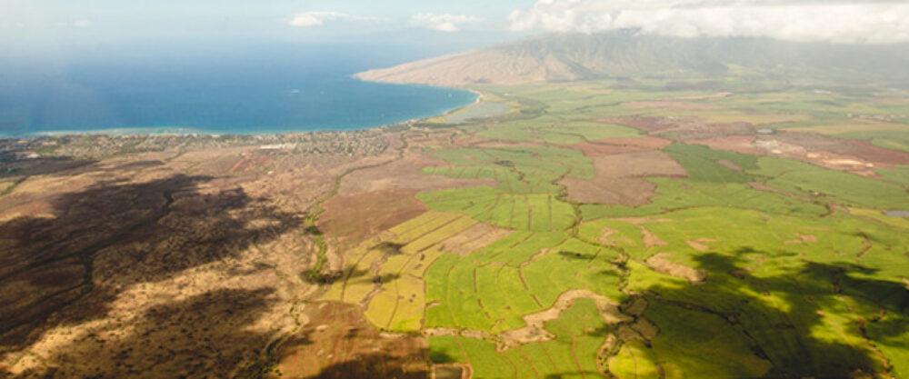 panorama uitzicht over land en zee | zendingsorganisaties die we helpen qua verzekeringen